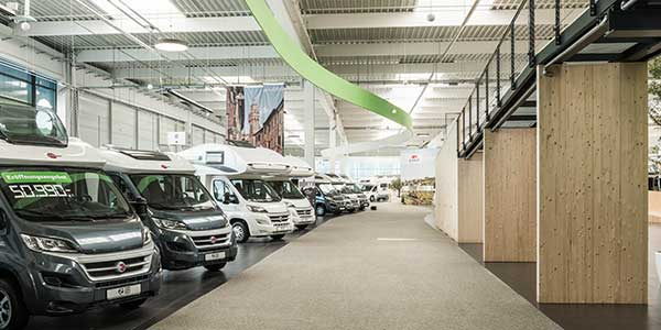 Erwin Hymer World Wertheim